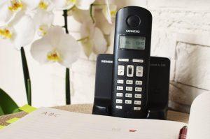 A landline