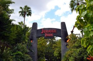 Jurassic park in one of the cities you should visit.