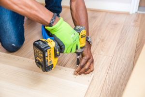 Handyman knows best how to prevent damage when dissembling.