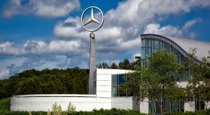 The Mercedes-Benz Plant in Alabama