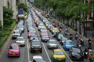 Heavy Traffic you will have to deal with after moving your business from Florida to NY.