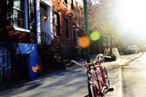 Neighborhood Street Bike