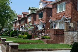 Houses in Queens.