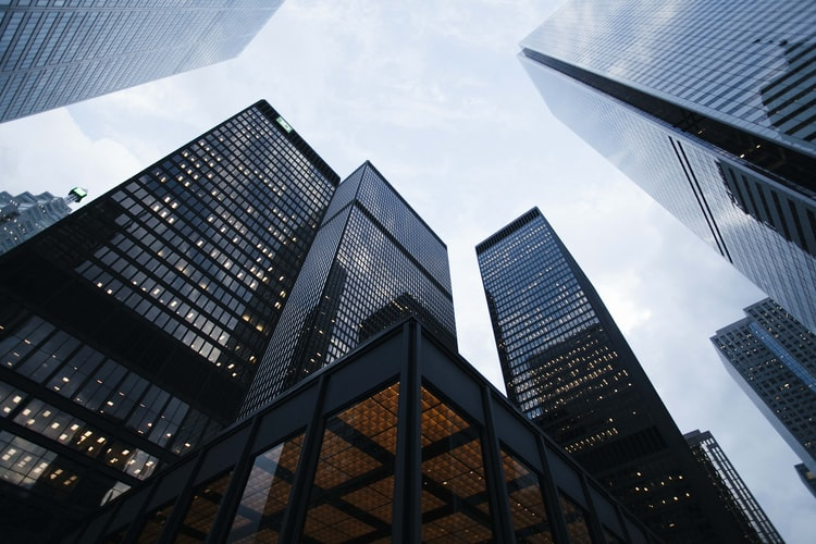 tall office buildings in NYC