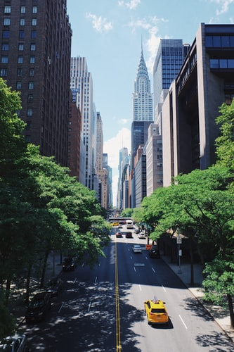a street that can be one of great NYC locations for your office.
