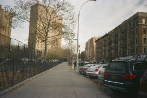 Bronx Street Building