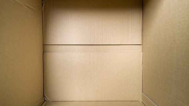 Find the right size of a moving box.